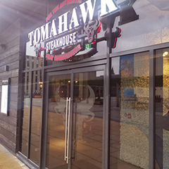 Tomahawk Steakhouse, Yarm